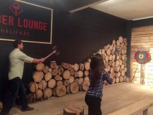 East Coast Timber Lounge in Hailfax