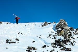 Terrain in Whistler