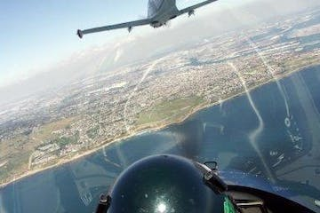 World's Largest Air Combat School in Long Beach, CA