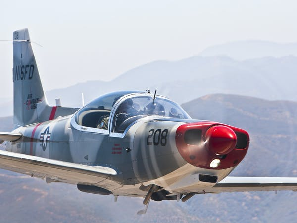 Marchetti SF-260 Aircraft