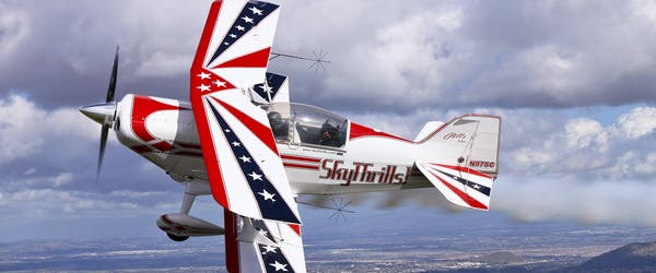 Pitts S-2C Flights