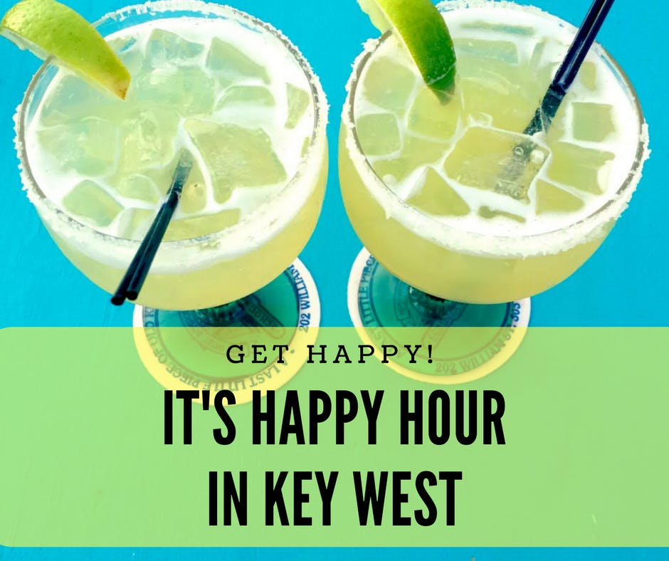 Chill Out: It's Happy Hour In Key West  | Key West Food Tours