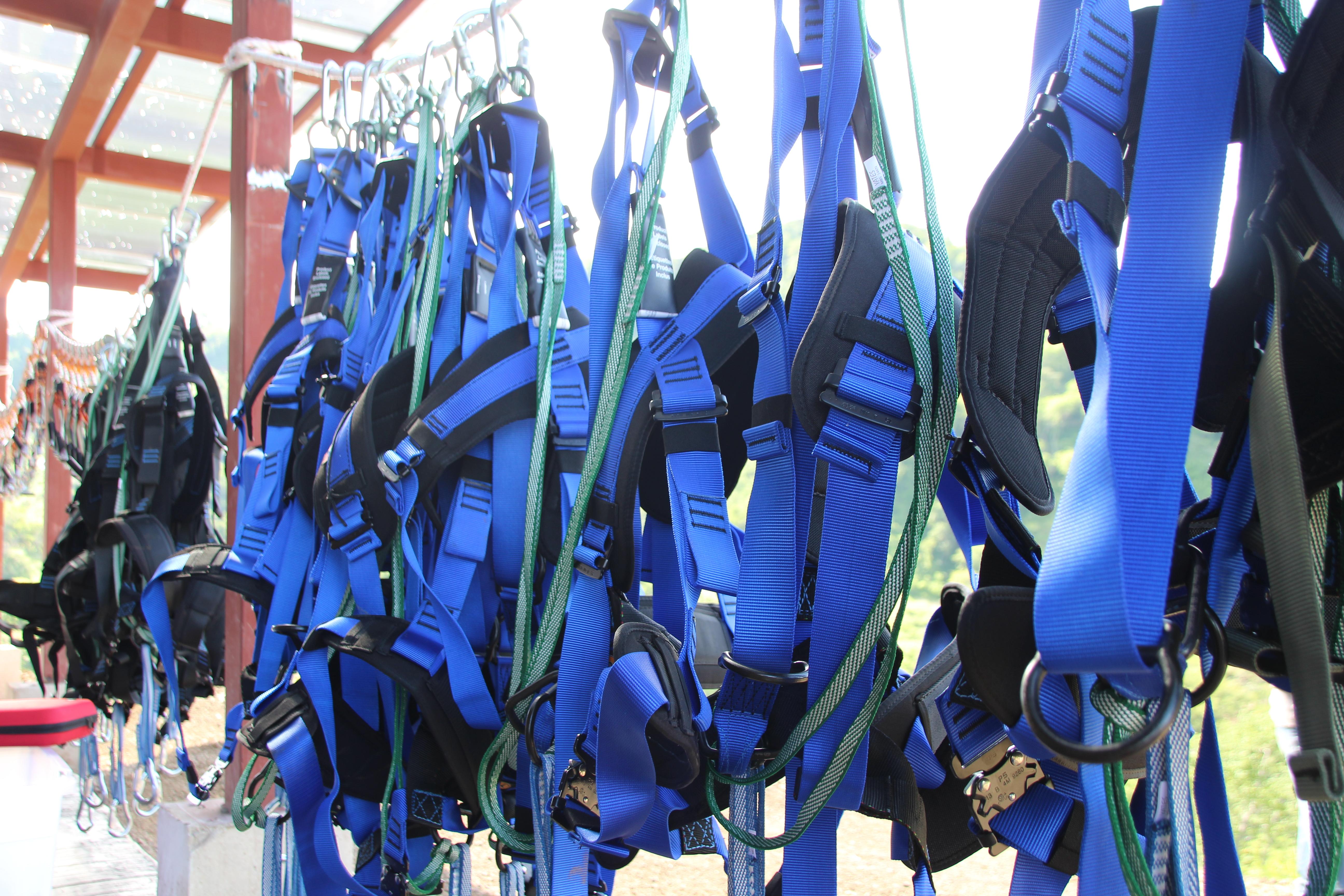 Costa Rica Zip Lines | Tips on Diamante's Superman Zip Line Canopy Tour