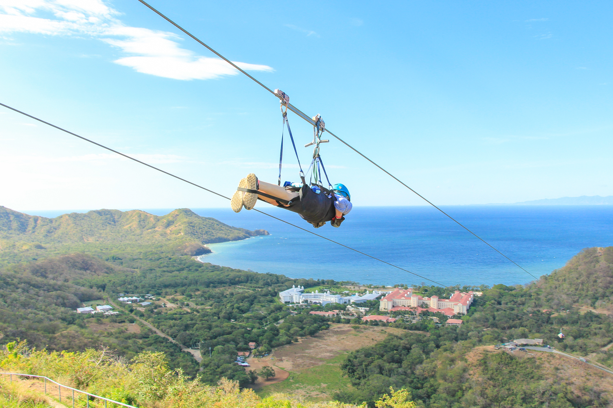 Costa Rica Travel - Zip Line tour