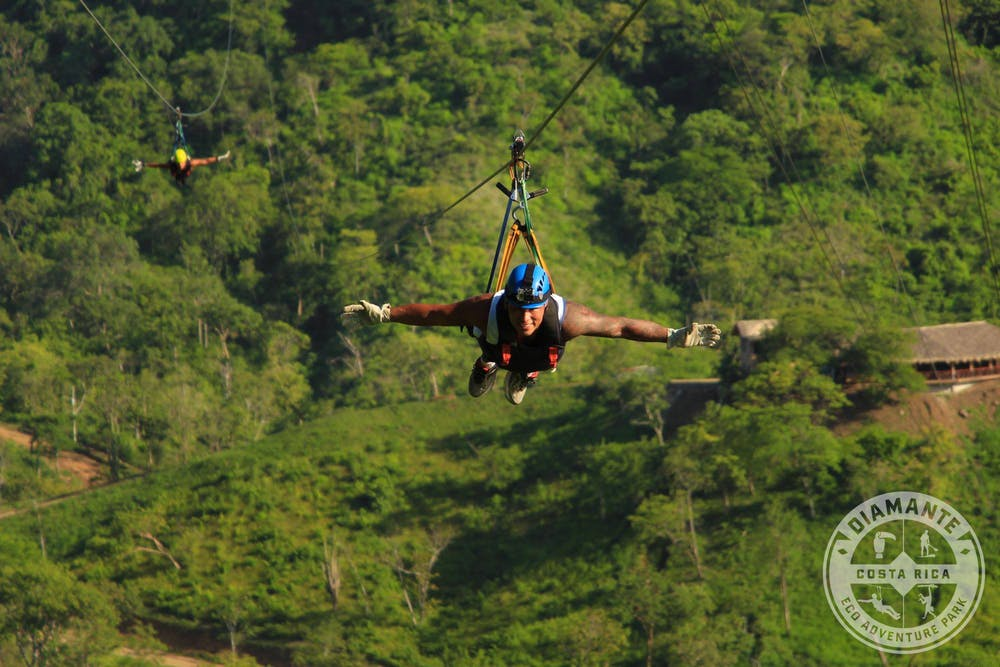 Best Costa Rica Zip Line Experience | Longest Zipline in