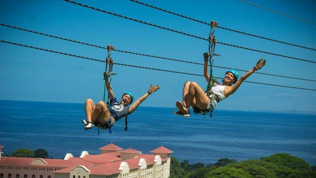 1 Costa Rica Zip Line | Mile-Long Zip Line & Canopy Tour ... on