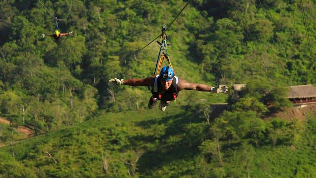Costa Rica Zip Line