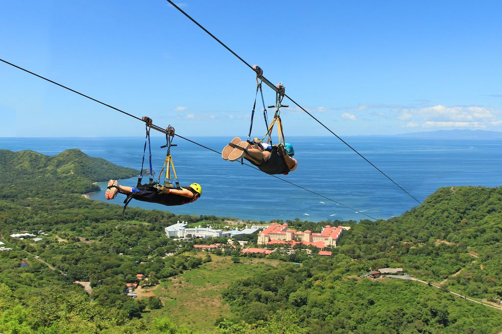Costa Rica Travel Tips - Costa Rica Zip Line and Canopy Tours