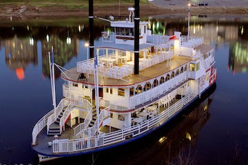 Dinner Music Cruise Memphis Riverboats