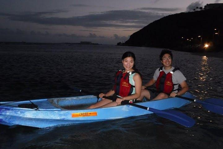 Glass Bottom Bio Bay Kayak