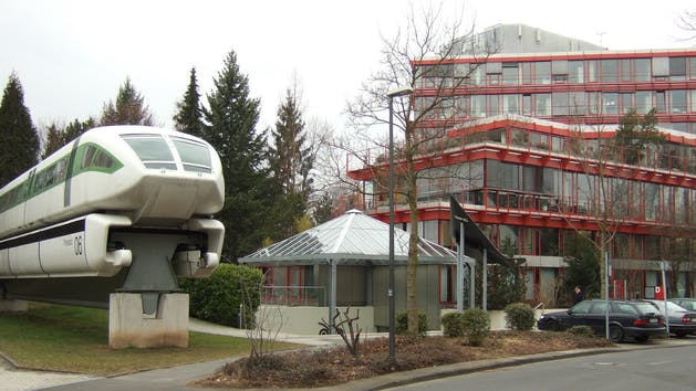 Munich monorail