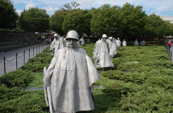 Korean War Memorial Kb Tours