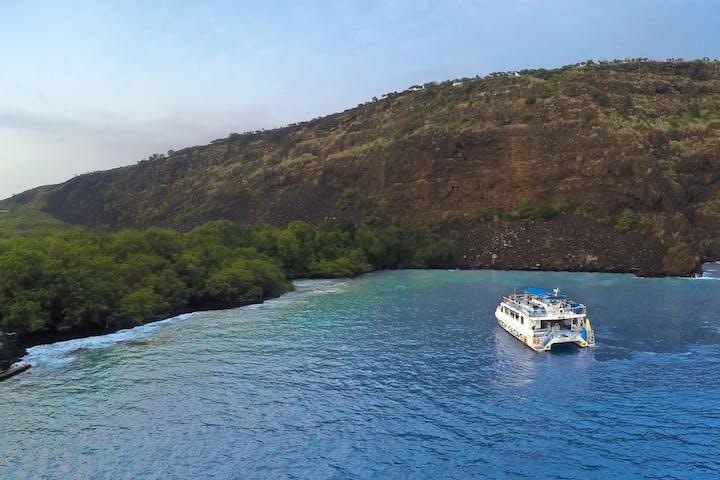 body glove boat kona hawaii