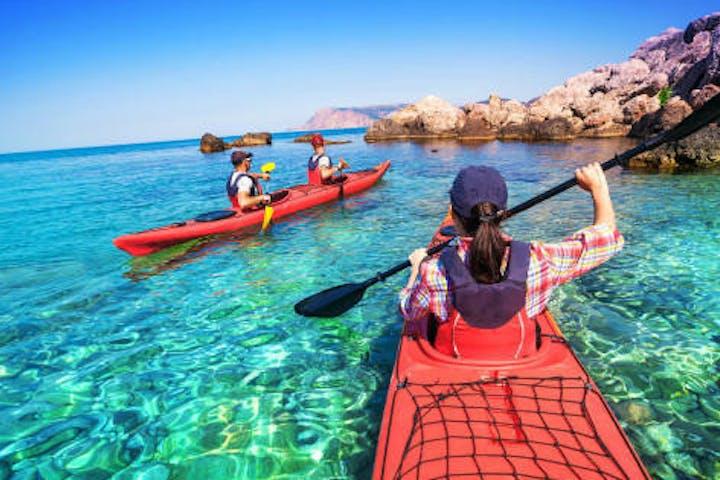 Kayak & Snorkeling