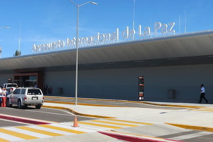 La Paz Airport (LAP) to Hotel Villa Del Palmar Loreto