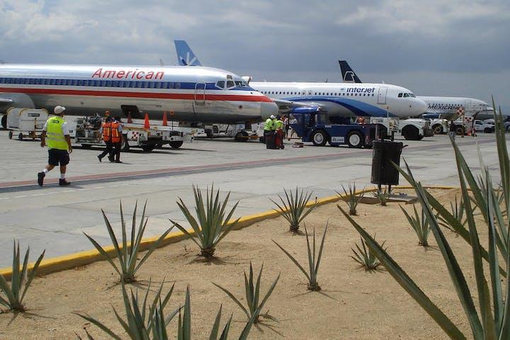 Los Cabos Airport (SJD) to Hotel Villa Del Palmar Loreto