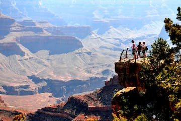 Grand-Canyon-Mather-Point-in-the-Morning