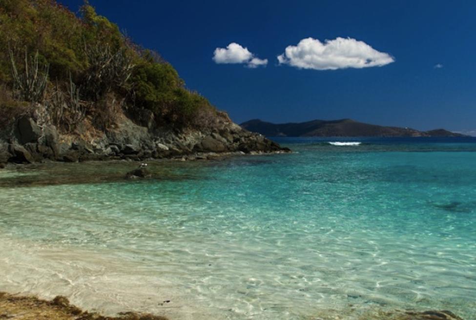 Jumbie Bay Snorkeling, USVI