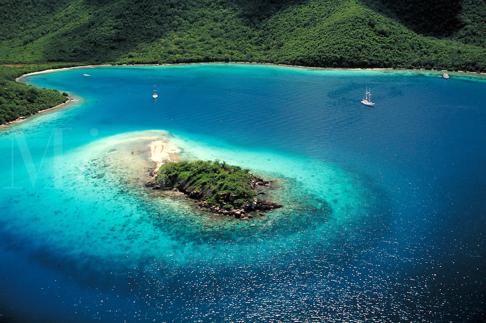 Waterlemon Cay Snorkeling, USVI