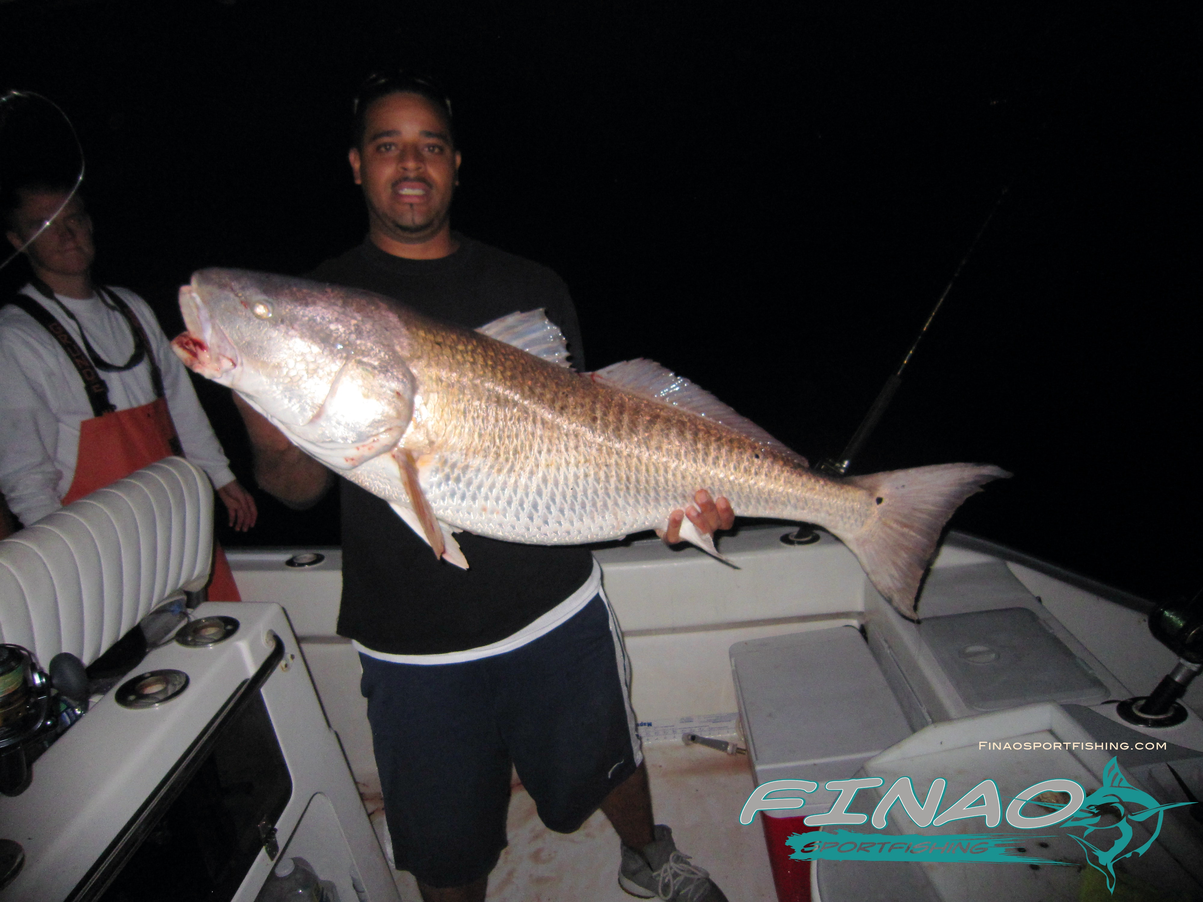 red drum charter