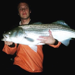 striper fishing charter