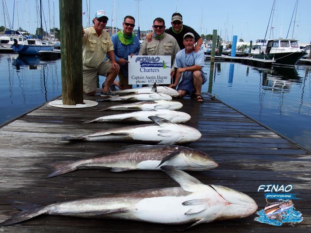 chesapeake bay fishing charter