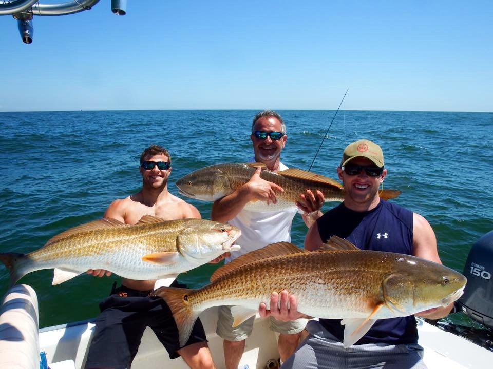 virginia fishing trips