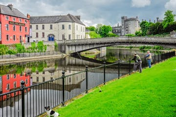 kilkenny river e castello