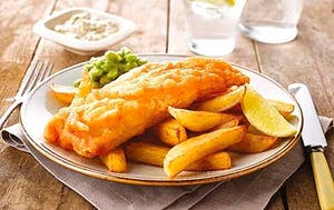 Irlanda fish and chips