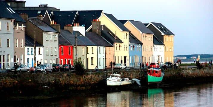 fiume Corrib Galway
