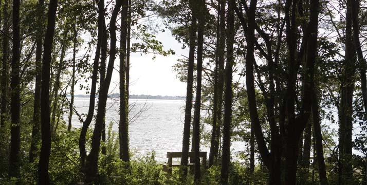 Belvedere House Gardens Lago Ennell