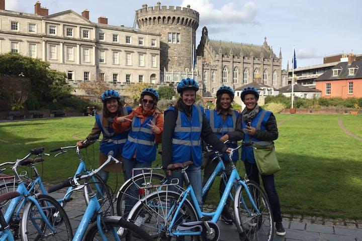 See Dublin by Bike tour