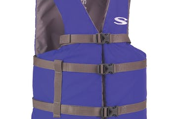 Purple Life Jacket for rent