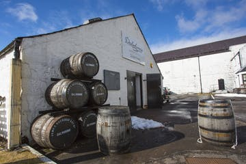 Whisky Distillery Tour 08