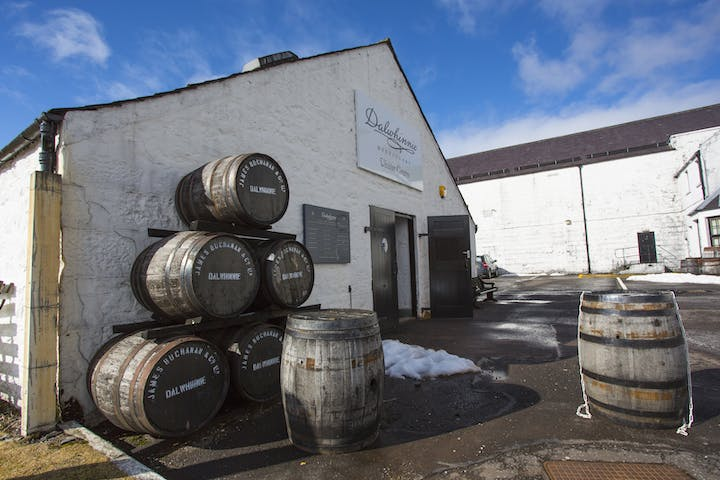 Whisky Distillery Tour 08