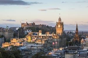 Whisky tour in Edinburgh