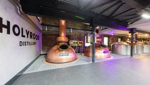 Whisky Distillery Edinburgh
