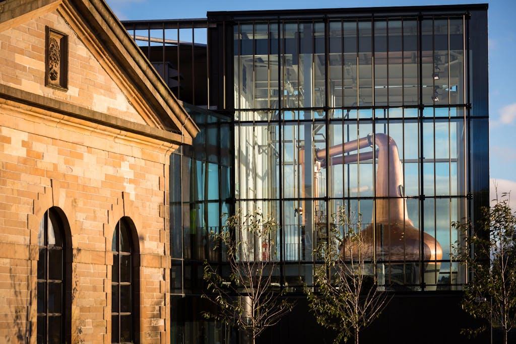 Glasgow Whisky Experience