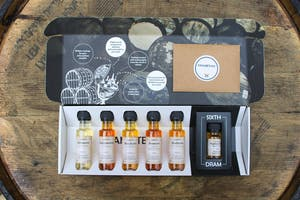 Virtual whisky tasting