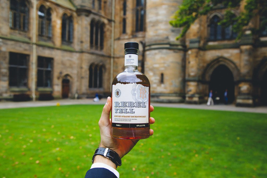 Whisky tour and tasting