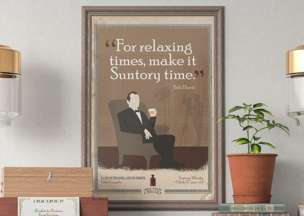 Whisky-Posters
