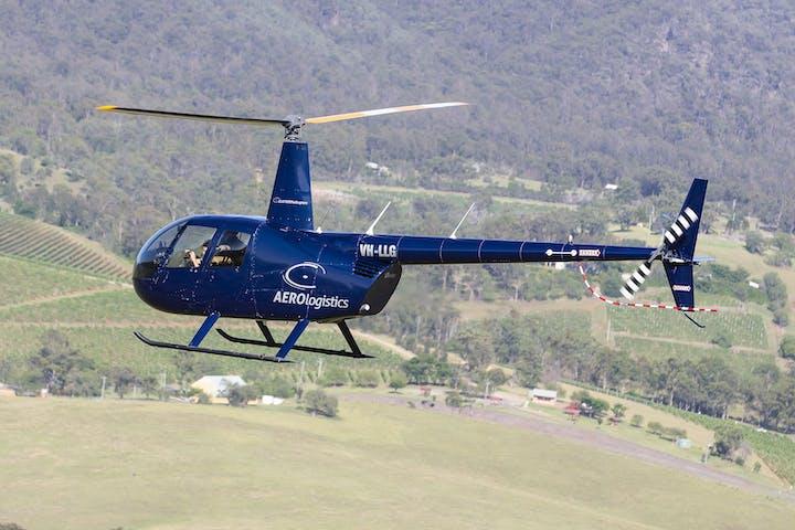 Hunter-Valley-Helicopter-Flight