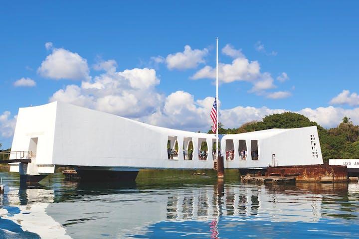 Pearl Harbor Tours >> Pearl Harbor Uss Arizona Oahu City Tour Roberts Hawaii