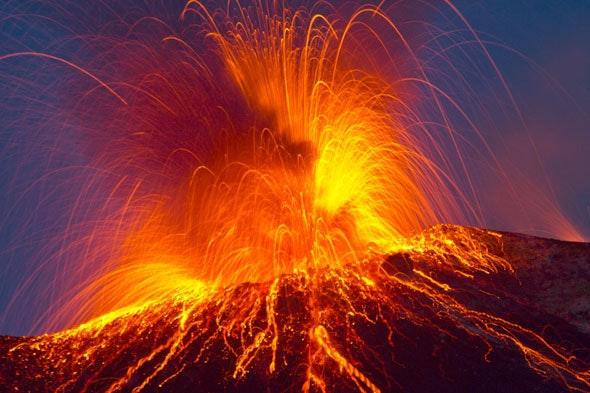 volcano explanation