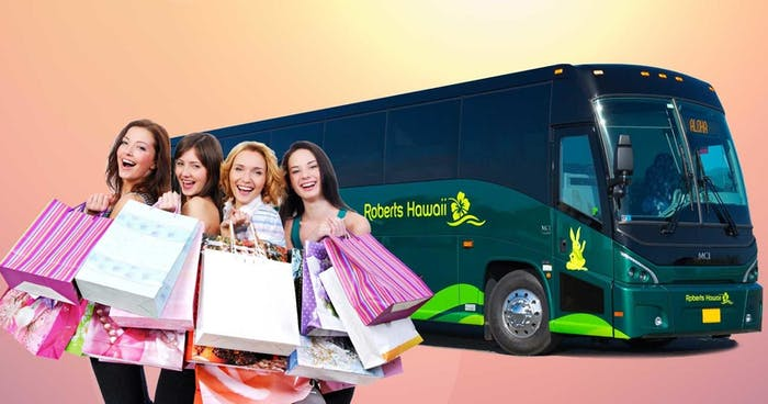 Waikele Premium Outlets Shuttle: Transportation from Waikiki