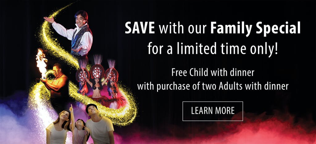Magic of Polynesia Family Special