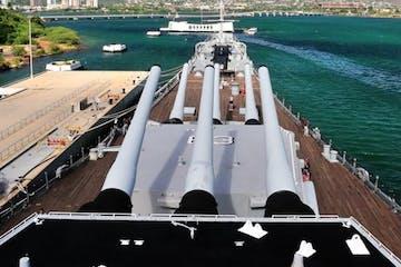 5 Star Circle Island With Pearl Harbor