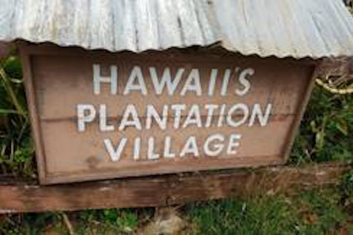 Hawaii's Plantation Village