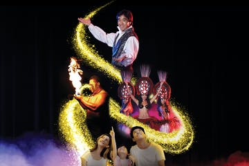Magic of Polynesia: Great for families