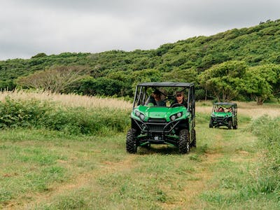 green off road vehicles